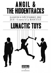 Angil and the Hiddentracks & Lunatic Toys