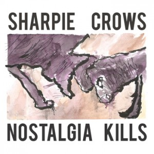 sharpie crows