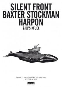 Baxter Stockman Harpon & Silent Front