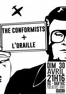 CONFORMISTS_LORAILLE