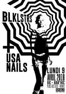 Usa & blck